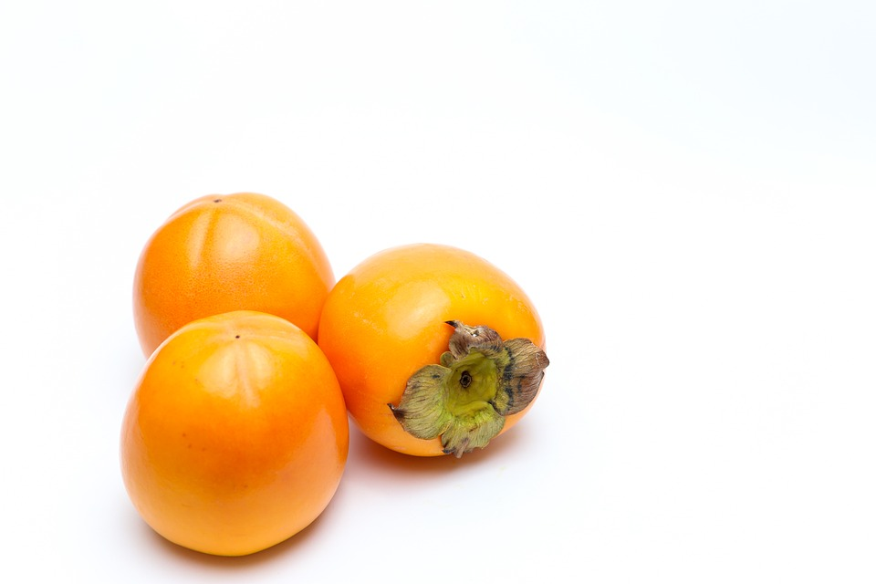 Is persimmon skin edible
